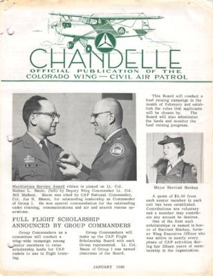 Chandelle January 1966