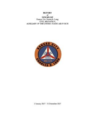NCR-MO-129 - Charles R. Long Senior Squadron - 2017 History