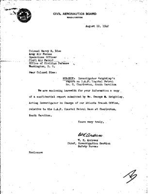 Civil Aeronautics Board Investigator's Report - Coastal Patrol Base No. 8 - 19 August 1942.pdf