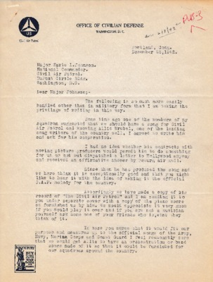 William P. Spear to Earle L. Johnson - 22 December 1942.pdf