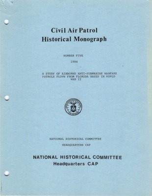 CAP Historical Monograph Number 5.pdf