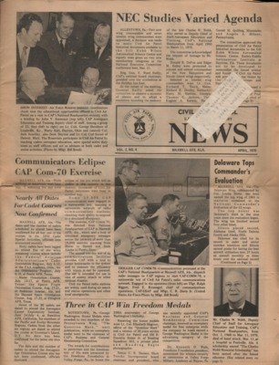 Civil Air Patrol News