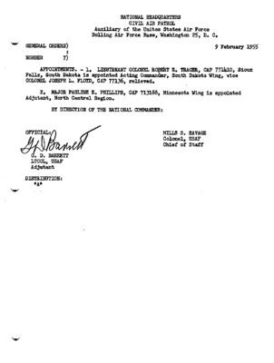 General Orders No. 7 February 9, 1955.pdf